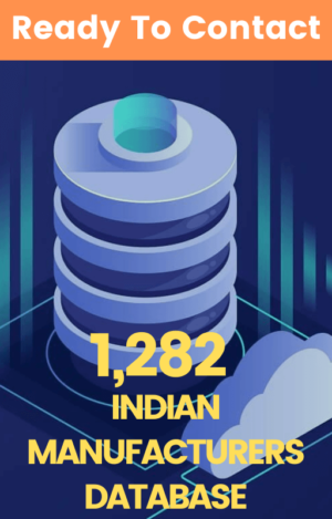 Indian Manufacturer Database