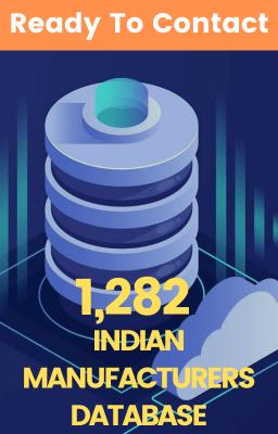 Indian Manufacturer Database